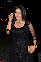 Sakshi Agarwal looks stunning in all black gown at 64th Jio Filmfare Awards South ~  Exclusive 002.JPG]